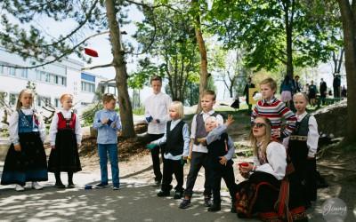 17. mai og Barnas dag i Skien og Porsgrunn